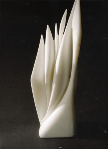2004  carrara marble  h 54x19x14 cm4